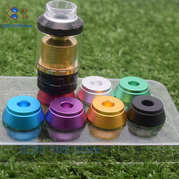 Electronic Cigarette E Cigarette Accessory for 510 Atomizer VIVI tank RBA RDA RTA vape base metal 510 Clearomizer holder vs zeus image