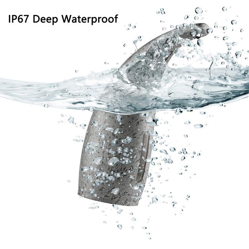 Hc40ebe95c4eb42bbad009d521b370d4de 300ml Liquid Soap Dispenser Automatic Induction Foam Washing Hand Machine Kitchen Bathroom Tools Soap Dispenser Pump