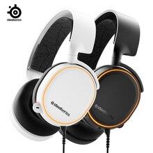 Original  2019 Edition SteelSeries Arctis 5 DTSXV2.0 RGB Headphones 7.1 Channel Jedi Survival Apex Heroes CF LOL