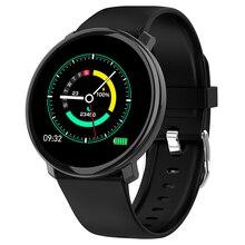 M31 Đồng Hồ Thông Minh Nam IP67 Chống Nước Nhiều Chế Độ Thể Thao Full Màn Hình Cảm Ứng Nhịp Tim Đồng Hồ Thông Minh Smartwatch Cho Android & IOS
