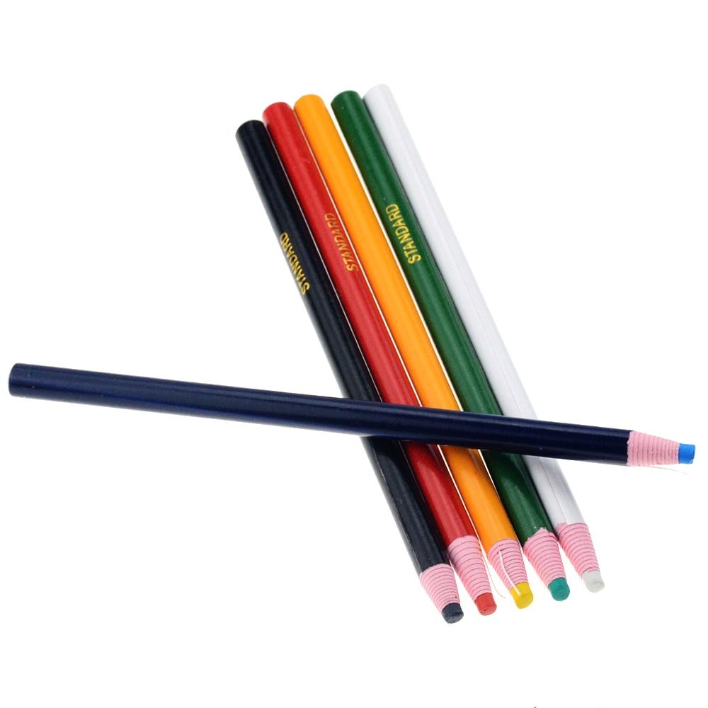 30pcs HB Pencil China Marker Wood Fabric Sewing Pencils Tailors Marking Tool
