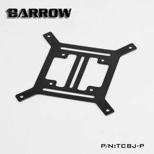 Barrow TCBJ-P 120mm / 140 de plaque refroidie à eau, support de montage de réservoir de pompe