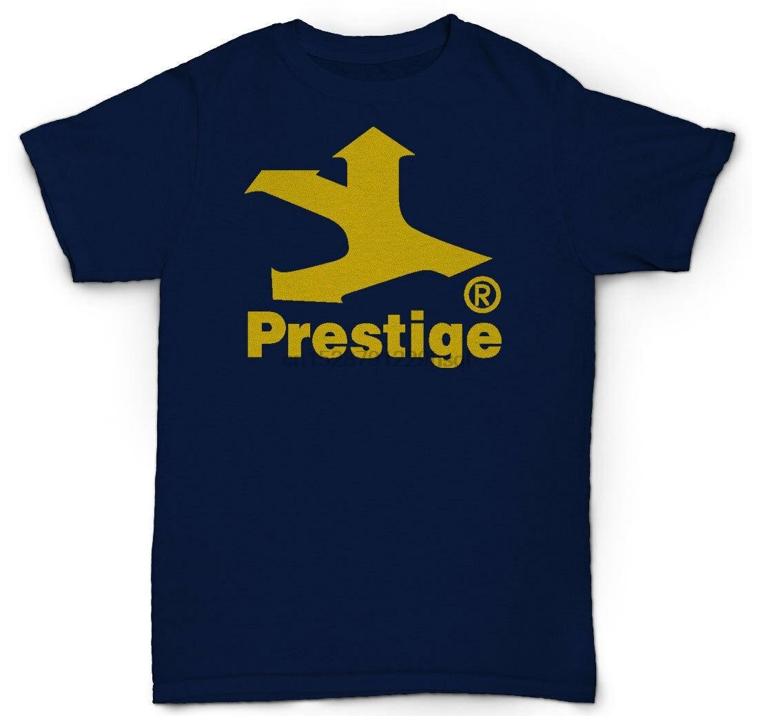 Prestige records t camisa jazz alma boogie vintage