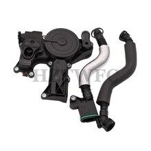 Автомобильный масляный сепаратор клапана PCV для VW Jetta Golf Passat для Audi A3 A4 TT ABS Инженерный пластмассовый материал для SEAT LEON SKODA
