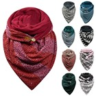 Women Warm Scarves P...