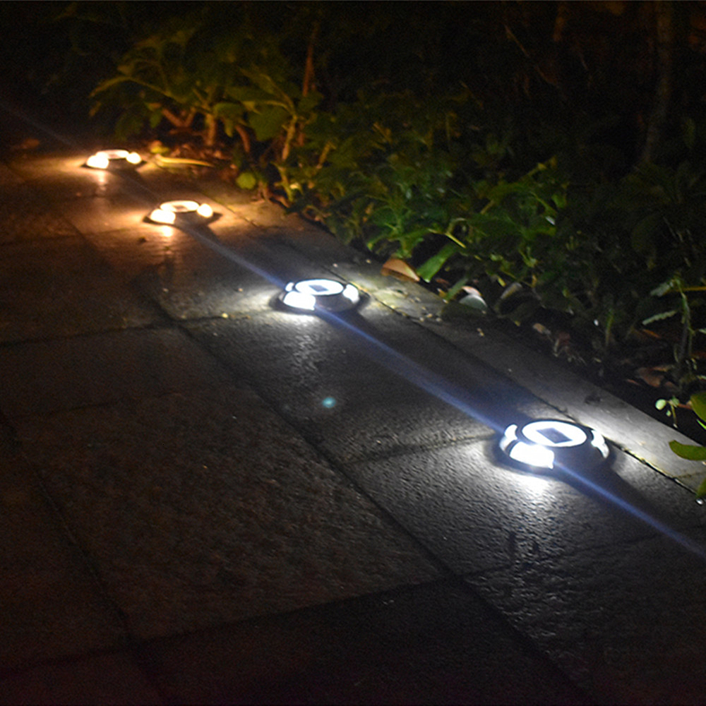 Parafuso Prisioneiro Solar Da Estrada 4 LED