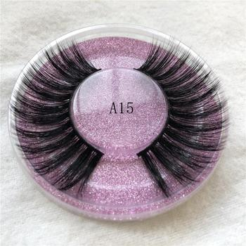 3D Falses Eyelashes Lashes Natural Looking Reusable Handmade Fake Eyelashes Dramatic Eyelash Extensions image