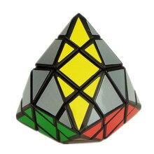 Diansheng 4-Hoek-Alleen Magische Kubus 4 Hoek Snelheid Puzzel Cubes Educatief Speelgoed Brain Teaser Twisty Puzzel Cubo magico Speelgoed