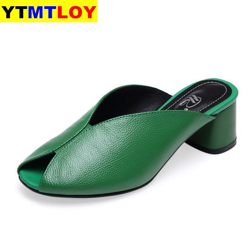 HOT Platform Wedges Sandals For Women Female Casual High Heels Open Toe Comfort Fish Mouth Zapatos De Mujer Gladiator Green