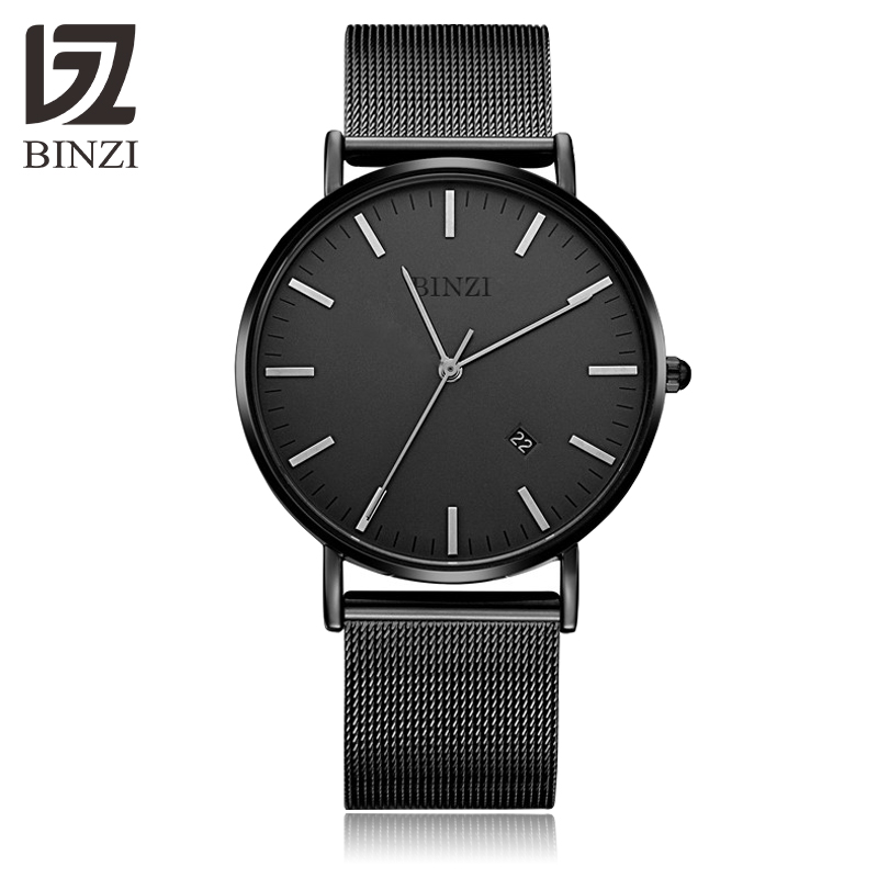 <font><b>Men</b></font> <font><b>Watches</b></font> <font><b>2019</b></font> New Trend Male Clock <font><b>Luxury</b></font> Wristwatch Relogio Masculino <font><b>Ultra</b></font> <font><b>Thin</b></font> Minimalist Quartz <font><b>Watch</b></font> For <font><b>Mens</b></font> Waterproof image