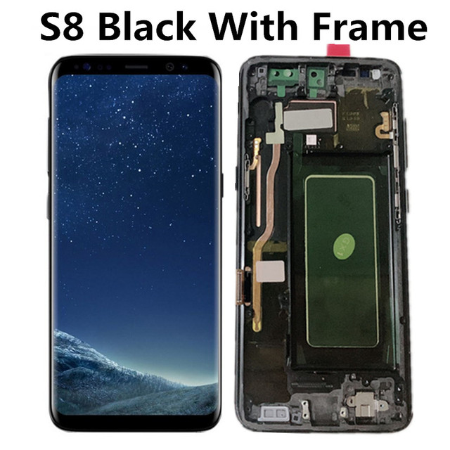 S8 Black With Frame