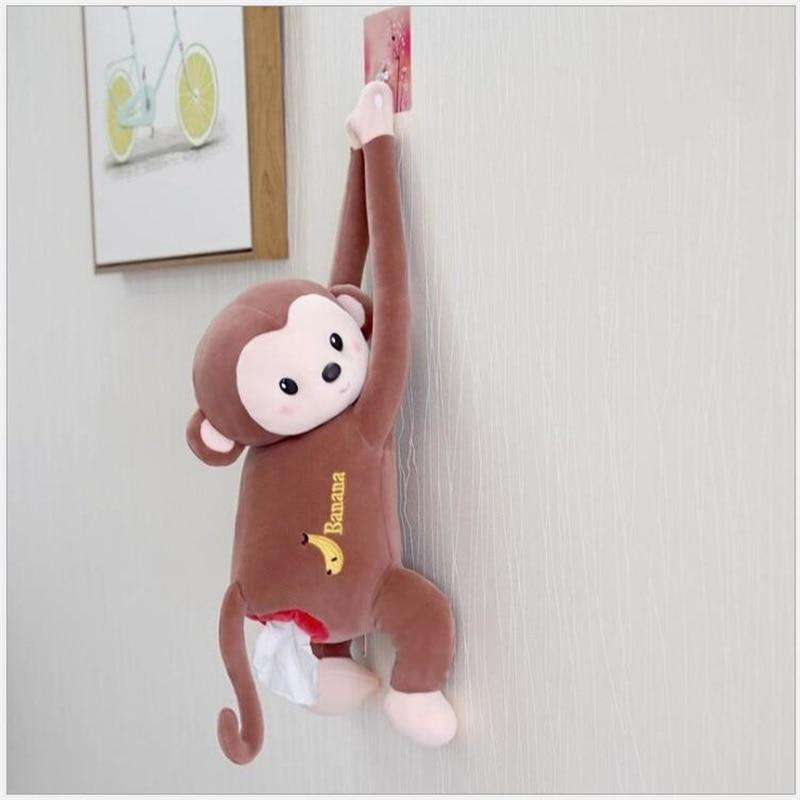 Cute Monkey Plush Toys Kids