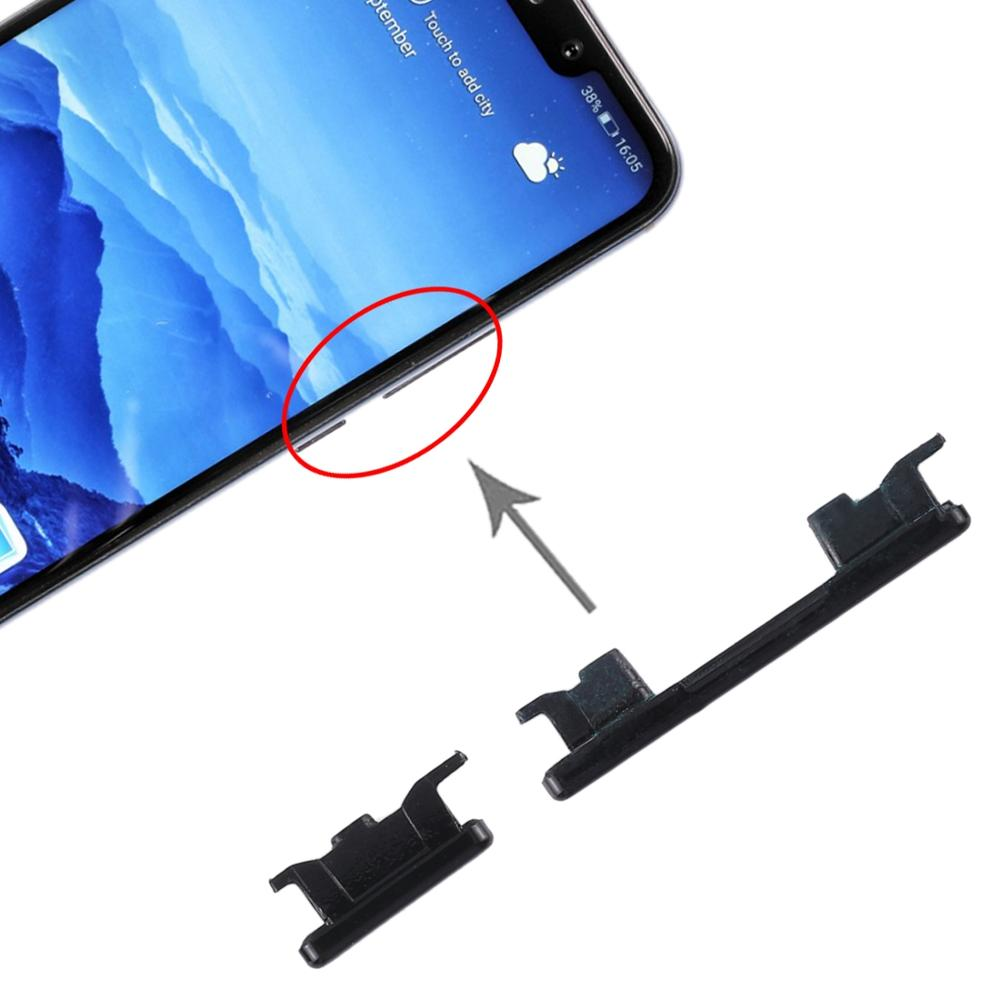 Side Keys For Huawei Mate 20 Lite  On Off Key Volume Buttons Side Button Set Parts
