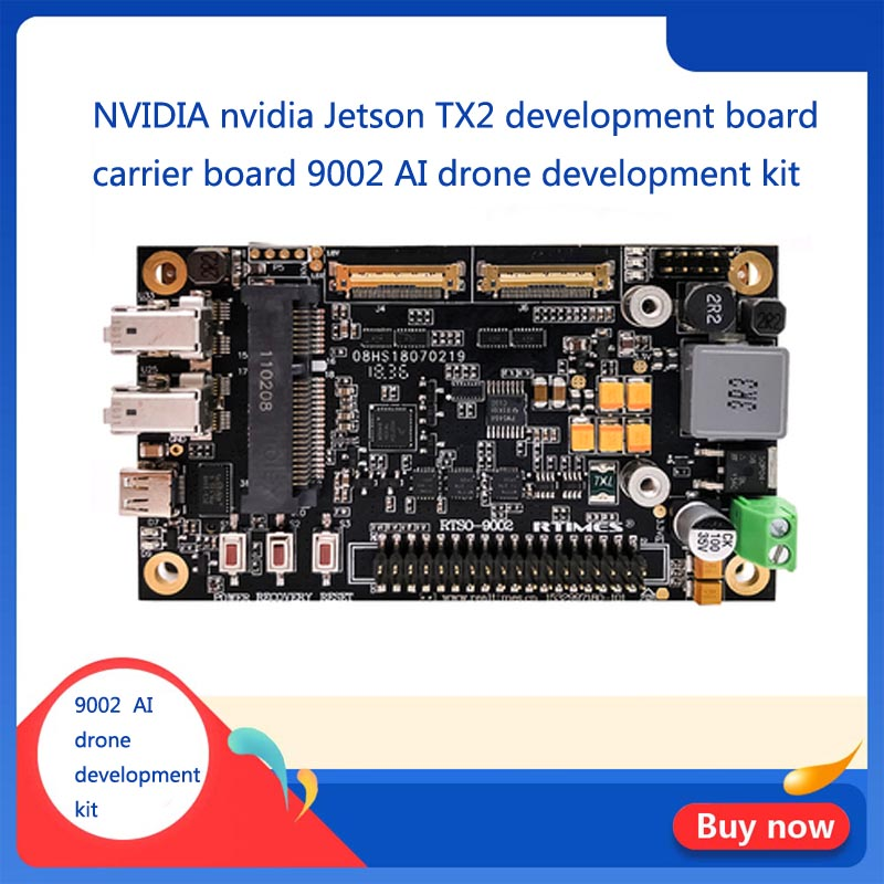 NVIDIA Nvidia Jetson TX2 Development Board Carrier Board 9002 AI Drone Development Kit