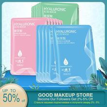 Skin Care Women Hyaluronic Acid Sheet Masks Natural Essence