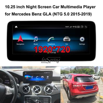 "10.25"" 1920*720 Android 9.0 GPS Navigation Car Multimedia player for Mercedes Benz GLA X156 (2016-2019 NTG 5.0)"