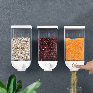 Wall-mounted Food Storage Box