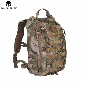 Emersongear Army Bag Tactical Assault Backpack Molle Hiking Camping Survival Bag Military Airsoft Outdoor Sports Bag 45l molle military tactical assault pack backpack army molle waterproof bug out bag small rucksack for outdoor hiking camping