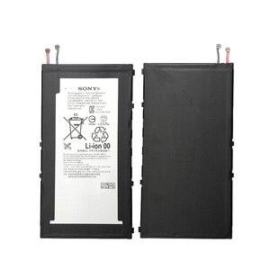 Image 2 - SONY Original LIS1569ERPC Phone Battery 4500mAh For Sony Xperia Tablet Z3 Compact SGP611 SGP612 SGP621 Replacement Batteria