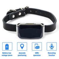Animal de compagnie GPS Tracker IP67 étanche réglable Gps collier de chien chiot chien chat dispositif de suivi Anti-perte chien Tracker accessoires pour animaux de compagnie