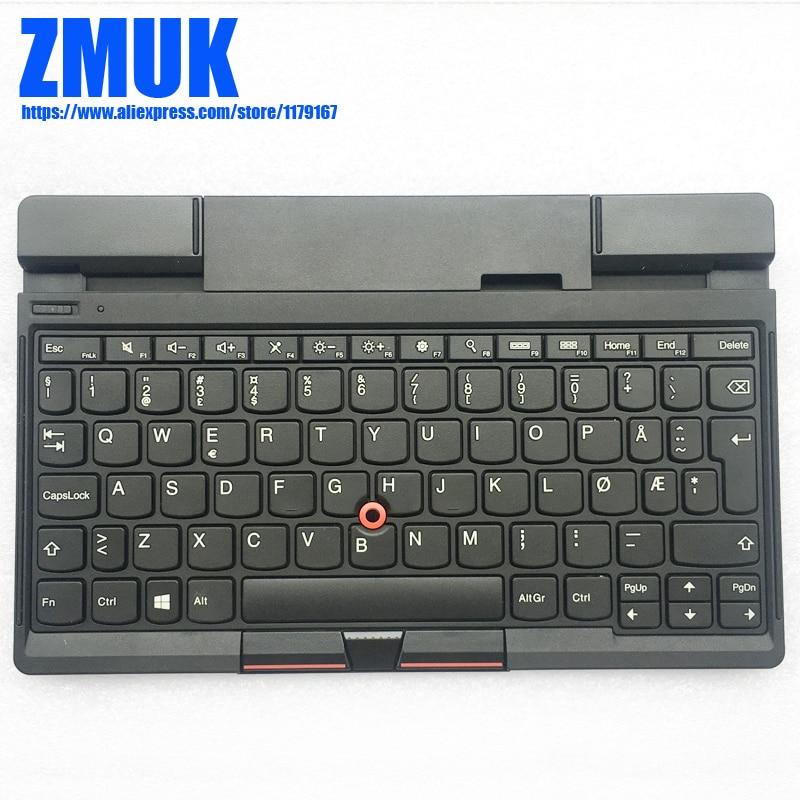 New Original Bluetooth Keyboard With Stand For ThinkPad 8 Tablet 2 MIIX 8 Series,FRU 04Y1502 04Y1496 EBK-209A