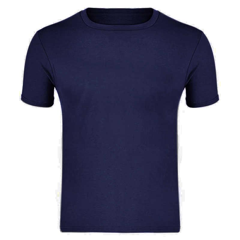 S-XXXL cor Sólida de Algodão Camisa de T Dos Homens Branco Preto Camisetas 2019 Verão Skate Tee Menino de Skate Hip hop Camiseta Tops