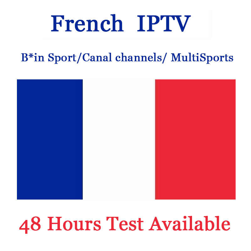 1 an Europe IPTV France M3U abonnement code sport en direct IP TV support Smart TV Box IPTV Smarters Android Ios Smartphone Mags