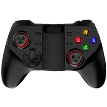 Bluetooth Gamepad Mobile Joypad Android Joystick Wireless Vr Controller Smartphone Tablet Pc Phone Smart Tv Game Pad(China)