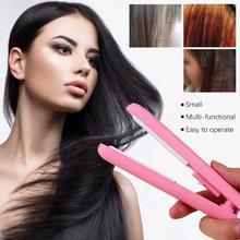 Flat Iron Hair Styling Straightener