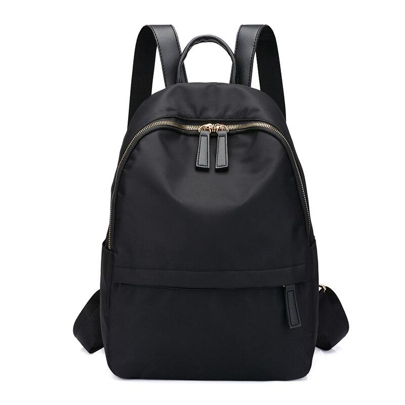 Nouveau sac d'école pour fille enfants sac a dos multifonction rose sac à dos femmes nylon sac à dos femme mochilas sac à bandoulière sac à dos
