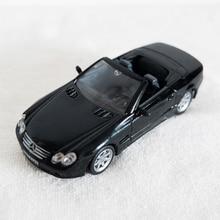 Simulation 1/43 Alloy Classic Car Ben SL600 Convertible Spor
