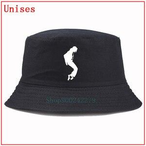 Michael Jackson blanc pêcheur chapeau hip hop panama casquette fischerhut femmes chapeaux casquette pour hommes femmes chapeaux femme été chapeau