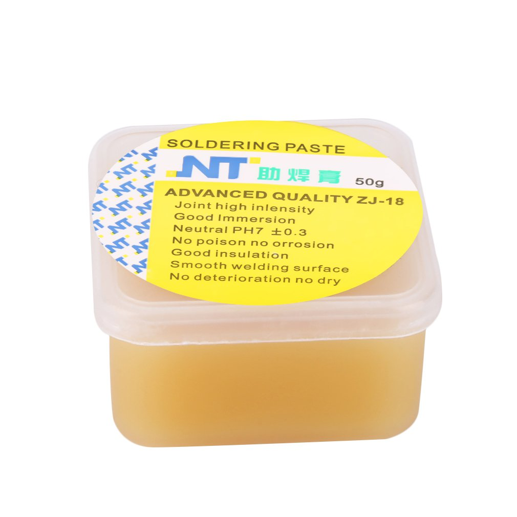 50g Rosin Soldering Flux Paste Solder Welding Grease Cream For Phone PCB Teaching Resources