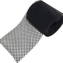 """"""" x20' пластиковая защита желоба пластиковая сетка защита легко устанавливается крышка желоба"""