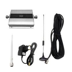 900 mhz gsm 2g/3g/4g sinal impulsionador repetidor amplificador antena plugue da ue para o telefone móvel