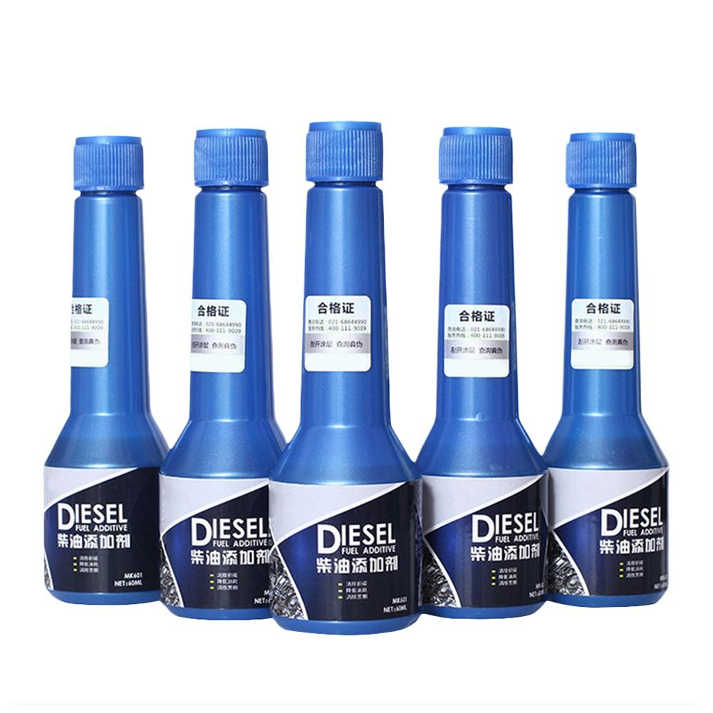 Car Fuel Treasure Diesel Additive Remove Engine Carbon Deposit Save Diesel Increase Power Additive In Oil For Fuel Saver 60ML