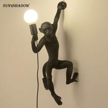 Светодиодный настенный светильник e27 лампы современный бра