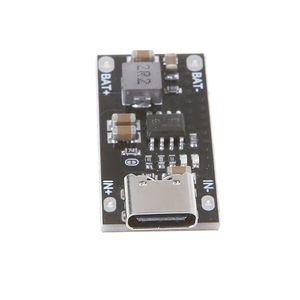 Image 2 - 3.7vポリマー三リチウム電池の高速充電ボード出力4.2v/4.35v電源モジュール5v 4.2v 4.35v 3A 2A 1A電流