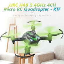 Original JJRC H48 Micro RC Drone 6-Axis Gyro Screw Free Structure Mini Quadcopte