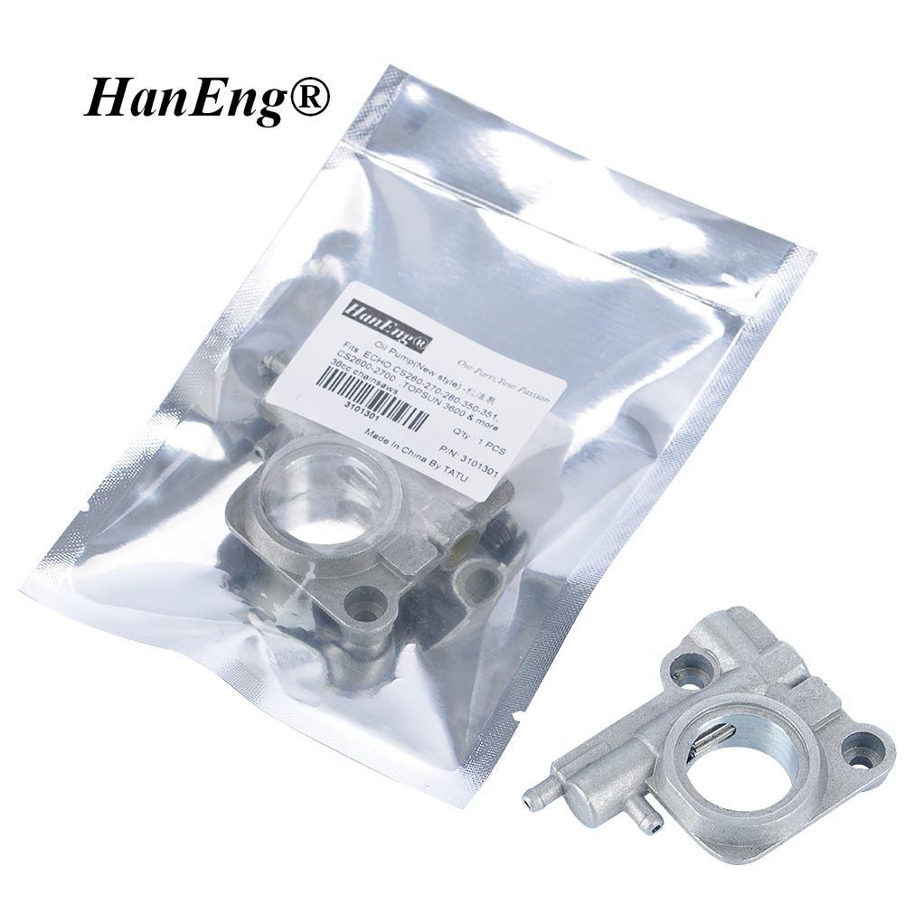 CS-350TES OIL PUMP WORM FOR ECHO CS260 CS270 CS271 CS280 CS320 CS351 CS355T CS2600 CS-350WES AUTO OILER GEAR KIT 36CC CHAINSAWS