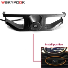 600L CCD Night Vision Car Front View Camera For Subaru Forester 2013 2014 2016 2019 Firm Installed Under the Car Logo