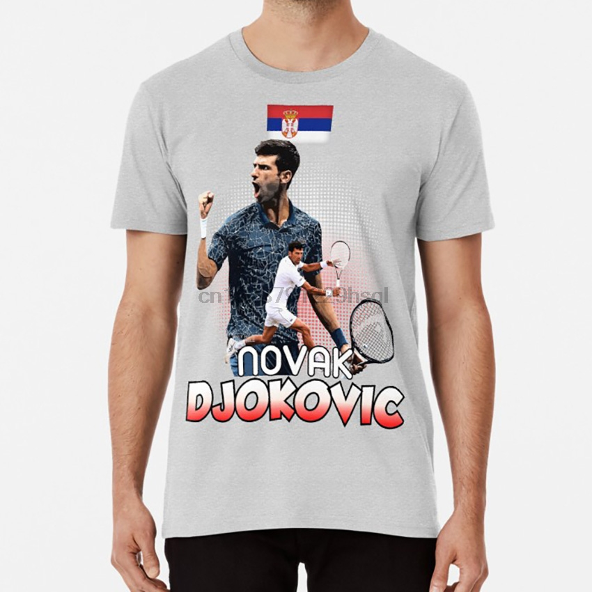 Tennis Novak Djokovic Us Tshirt T Shirt Novak Djokovic Djoko Djokovic Us Open Grand Slam Tennis Serbia Serbian Wimbledon Atp T Shirts Aliexpress
