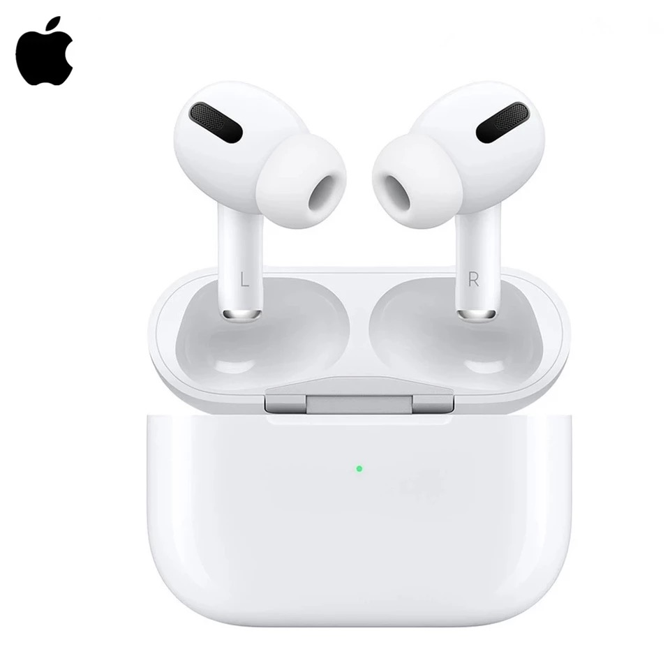 2021 APPLE AirPods Pro Wireless Bluetooth Earphone Air Pods 3 Active Noise Cancellation with Charging Case Quick Charging 2