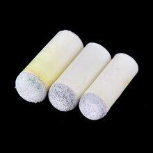 10Pcs 9mm/10mm/11mm Glue-On Pool Billiards Snooker Cue Tips