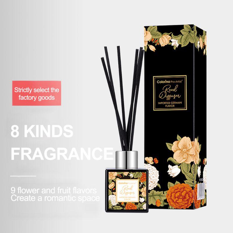 Беспламенный ароматерапия эфирное масло длительный аромат запах антиперспирант свежий воздух аромат