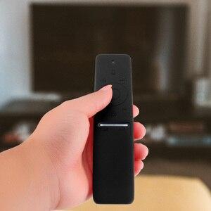 Image 3 - À prova dwaterproof água tv oice versão controle remoto capa protetora caso para samsung conjunto de tv ferramentas à prova de poeira controlador capa
