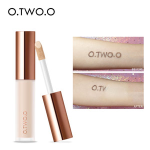O.TWO.O Liquid Concealer Cream Waterproof Full Coverage Concealer Long Lasting Face Scars Acne Cover Smooth Moisturizing Makeup(China)