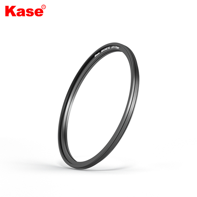 Kase Male Thread Magnetic Ring + Female Thread Magnetic Ring kit, the Thread Filter is Upgraded to a Magnetic Filter 3