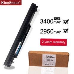 KingSener nuevo A41-K56 batería del ordenador portátil para ASUS K46 K46C K46CA K46CM K56 K56CA K56CM S46C S56C R505CA A32-K56 A42-K56 15V 2950mAh
