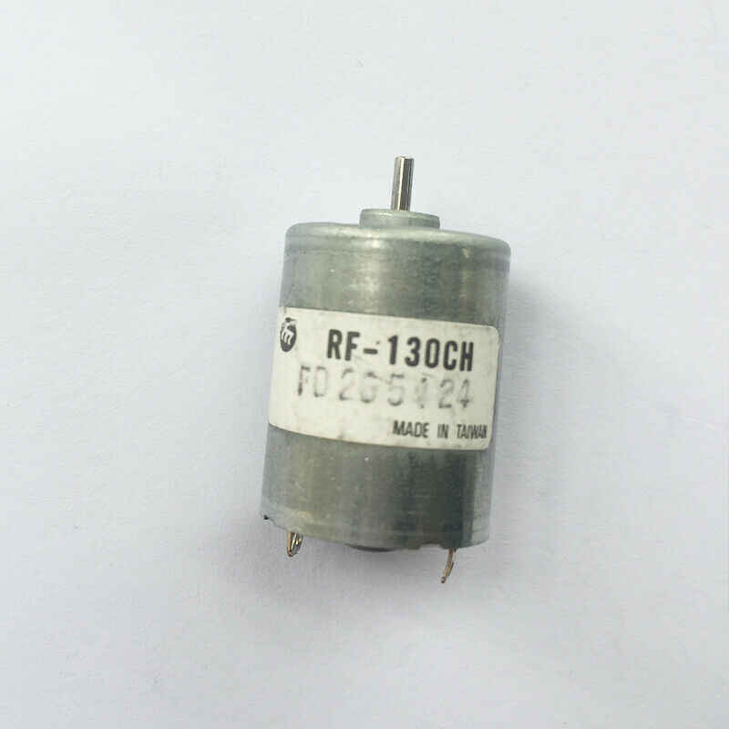 Mabuchi Micro RF-130 Motor DC 3V-6V 30000RPM  RF-130CH-2860 For Small Appliance
